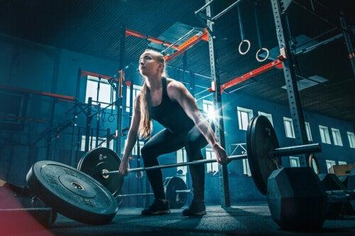 4 sportsgrene, hvor styrke er essentielt