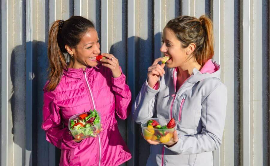 Alt om den rigtige kost efter træning