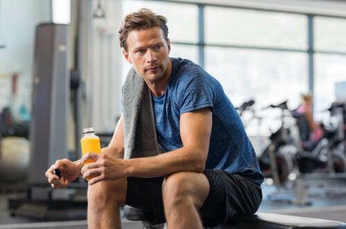 Bliver din træning påvirket af hvile mellem dine sæt?