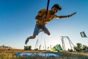 kan du holde balancen? Alternative sportsgrene