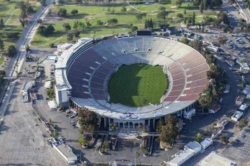 En liste over de 6 største stadioner i verden