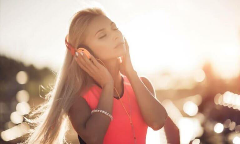 Brugen af musik kan fremme din sportspræstation