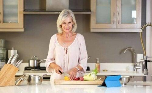 Fødevarer til at sænke koncentrationen af kolesterol