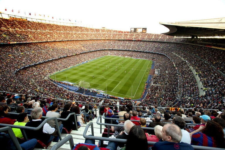 Fodboldstadionsikkerhed er meget vigtigt