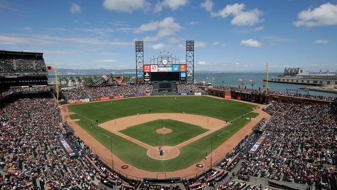 et af de største baseballstadioner