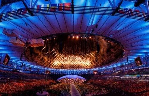 moderne arena