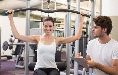 motivation under træning