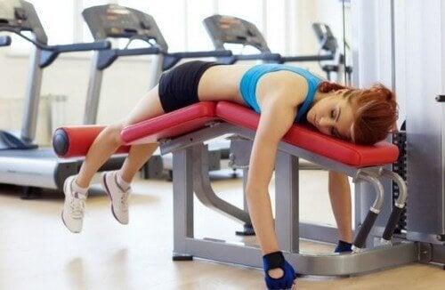 Vigtigheden af motivation under træning