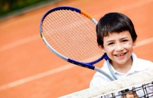 Fantastiske fordele ved sport for børn