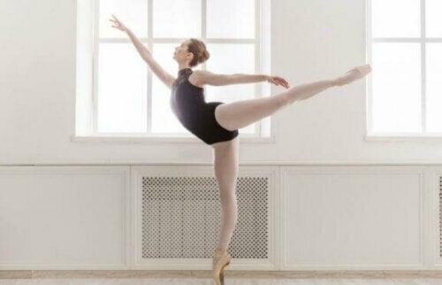 Psykomotoriske færdigheder i dans