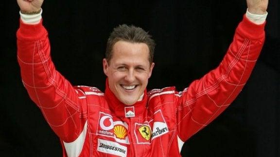 Schumacher - en af de bedste formel 1 kørere nogensinde