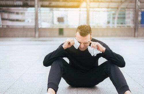Forholdet mellem depression og sport