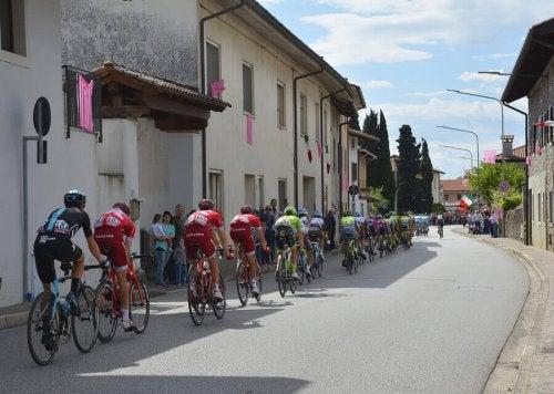 Giro d'Italia: En af de vigtigste cykelløb