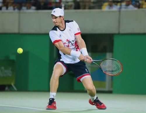 Murray har vundet Wimbledon to gange