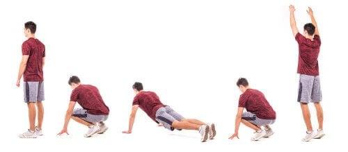 øvelser du kan træne derhjemme
