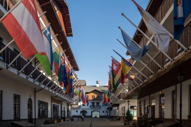 De olympiske landsbyer: Hvor er de nu?
