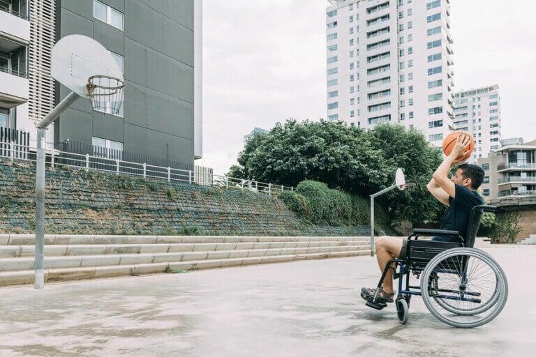 Juridiske aspekter af sport for handicappede