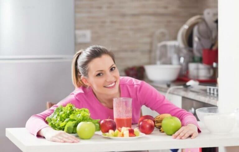 Funktionelle fødevarer og kostfibre for et længere liv