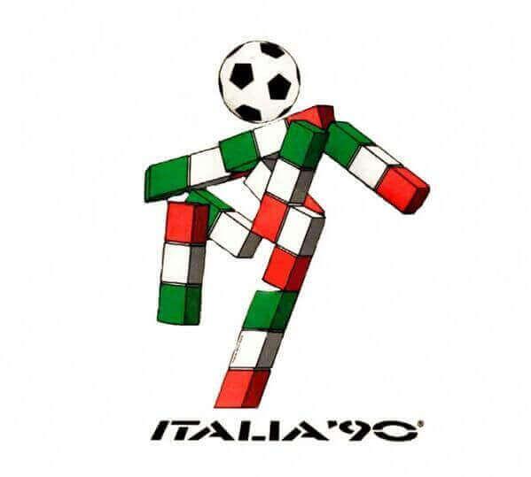 maskot fra mesterskab i italien
