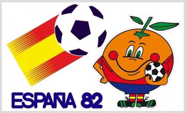 maskot fra spanien