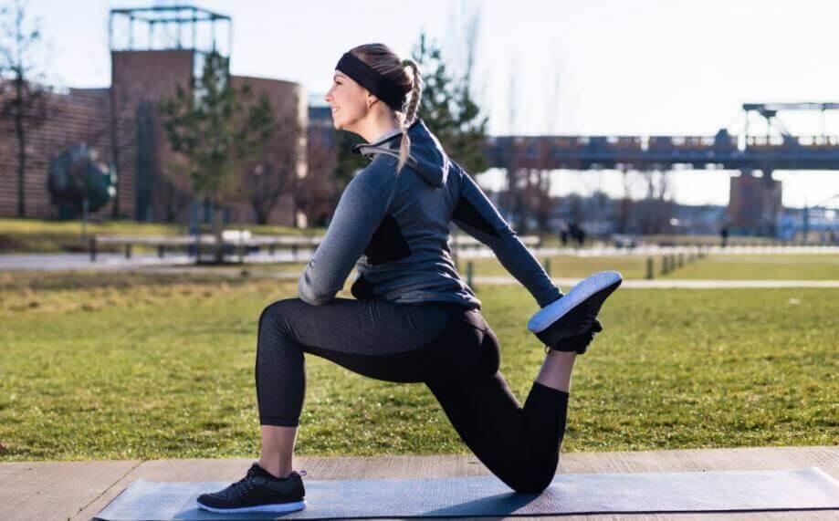 Quadriceps: sådan træner du uden skader