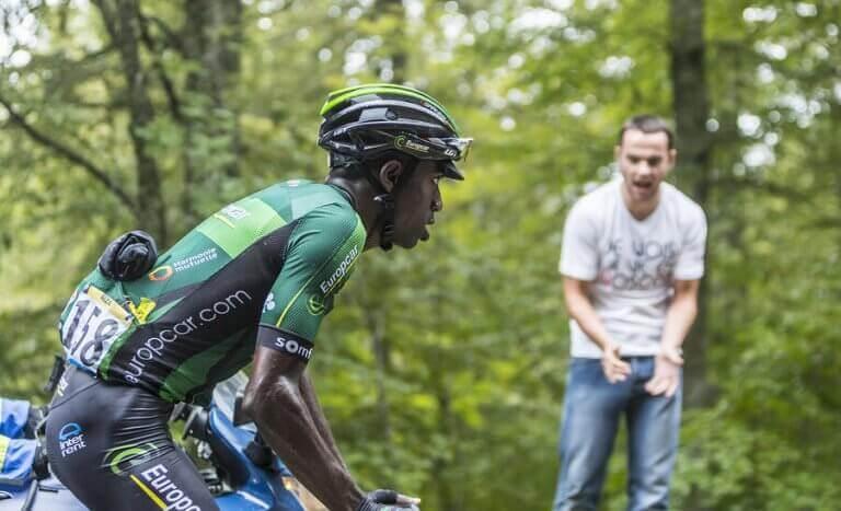 racisme og diskrimination i cykling