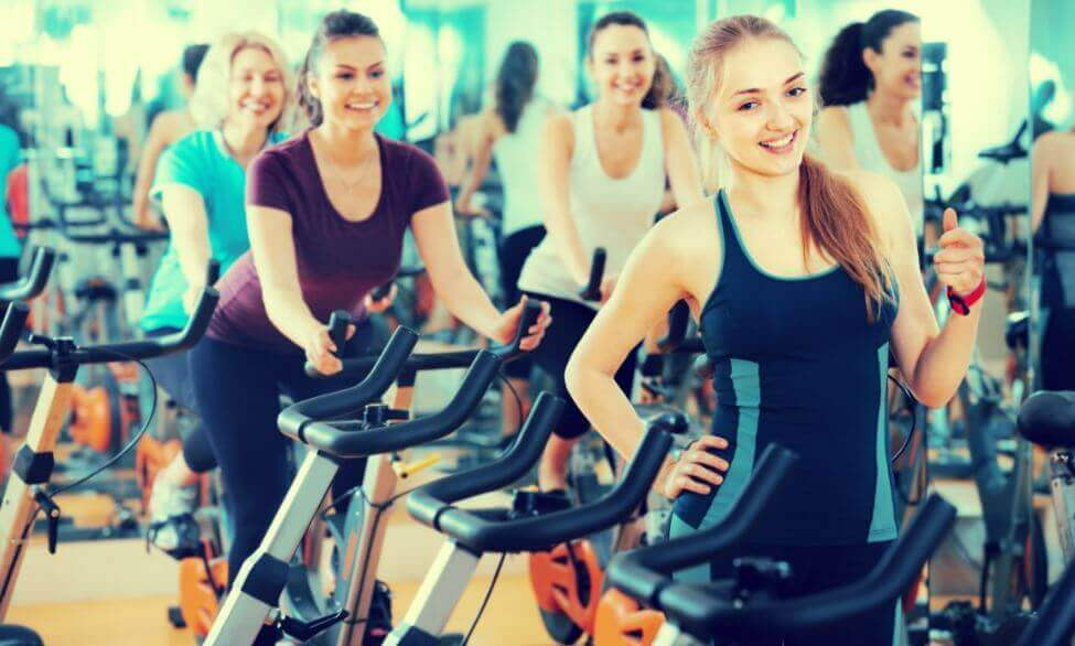 Kardiomaskiner: de bedste i fitnesscenteret