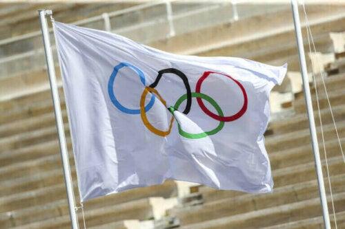 Tilfælde, hvor de Olympiske Lege er blevet suspenderet