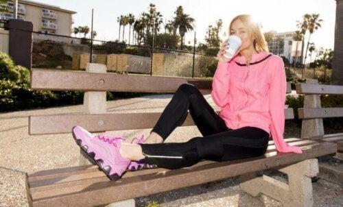 Koffein og sport