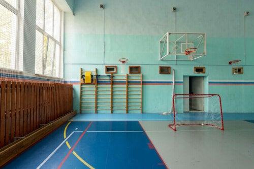Lovmæssige processer for at bygge et sportscenter