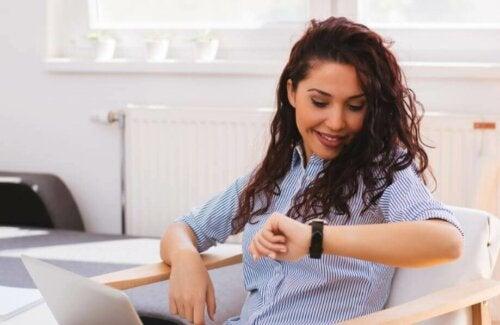Seks idéer til træning i frokostpausen