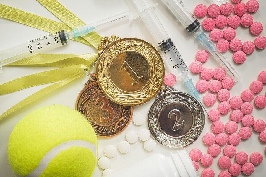 EPO doping i sportsverdenen: historik