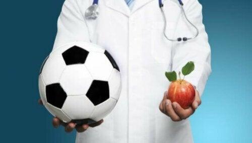 De vigtige aspekter af kosten i fodbold