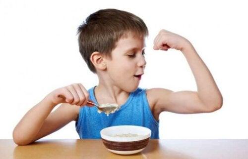 Ernæring til unge og børneatleter