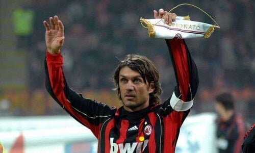 Paolo Maldini og hans helt utrolige karriere