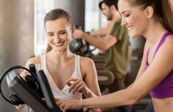 Fitnessrutine for begyndere