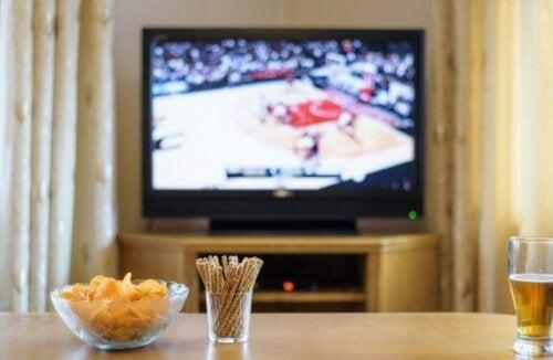 Deltagelsen af tilskuere ved ACB og NBA