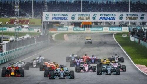 Formel 1: 7 besynderligheder fra dette race