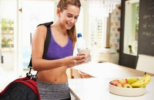Tips til at vende tilbage til din træning efter ferie