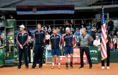 Udviklingen af Davis Cup-turneringen