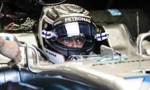 kører i Formel 1