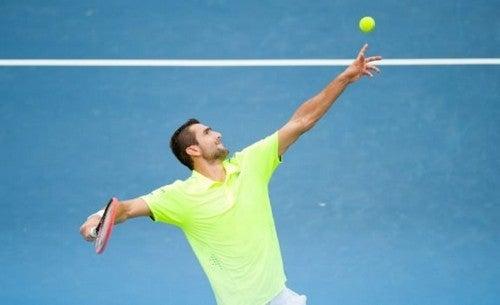 Marin Cilic: En tennisspiller med en enkel spillestil