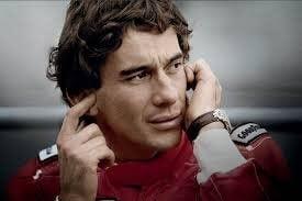 racerkøreren Ayrton Senna