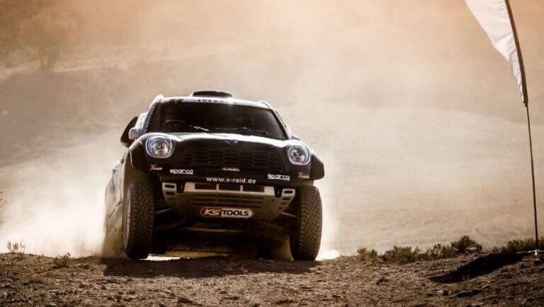 Dakar Rally: vender det tilbage til Afrika?