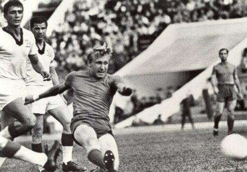 De bedste europæiske fodboldspillere i det 20. århundrede
