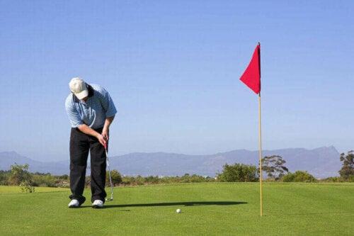 Hvad er de vigtigste regler i golf?