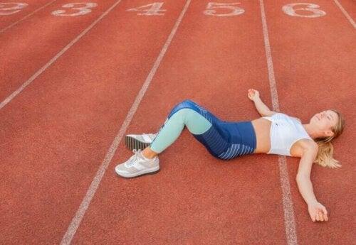 Løber-anæmi: Symptomer og behandling