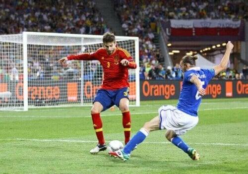 Rivalisering mellem nationale fodboldhold