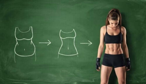Tab dig i vægt med hypopressive maveøvelser