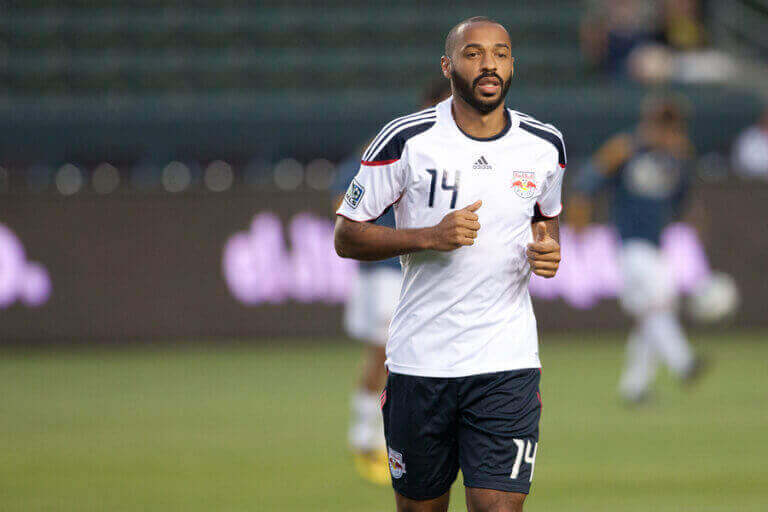 Thierry Henry: Frankrigs topscorer